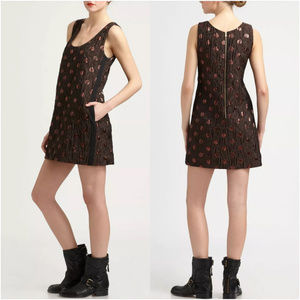 Marc by Marc Jacobs Clara Jacquard Mini Dress